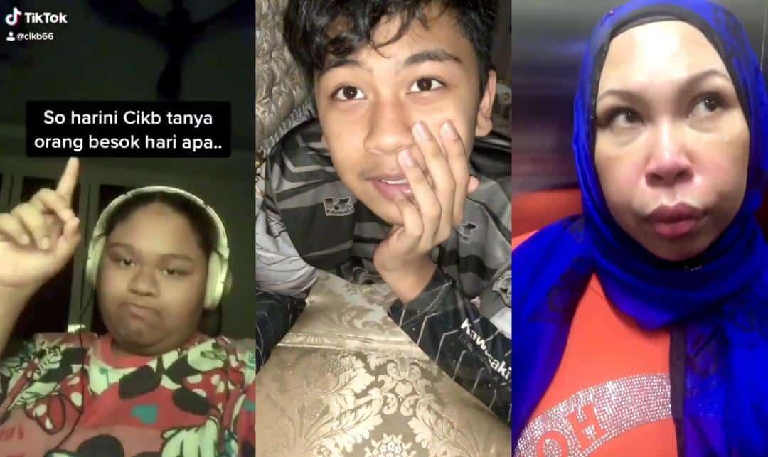 [VIDEO] Habis Semua Ditanya Esok Hari Apa, Cik B Emo Family Tak Ingat Birthday