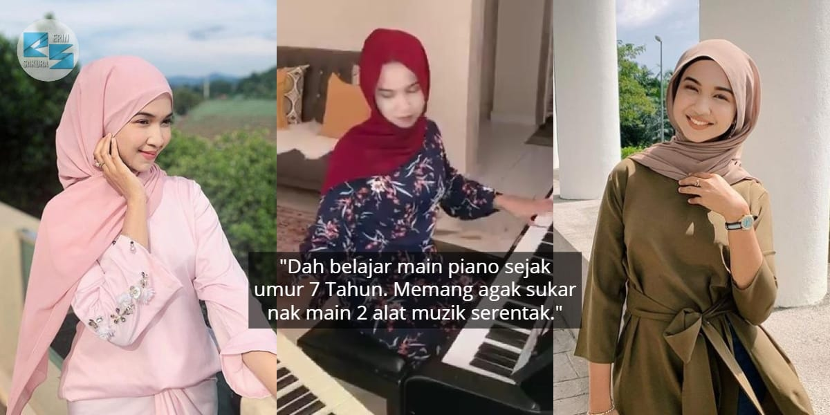 [VIDEO] Boleh Main 2 Piano Serentak, Bakat Gadis Cantik Ini Bukan 'Biasa-Biasa'