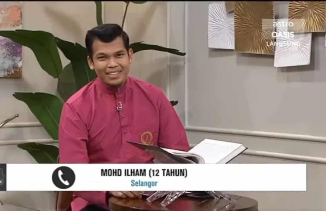 """Bukan Ada Kat TV Ke?"" -Ustaz Fakhrul Terciduk Dengar Panggilan Budak 12 Tahun"