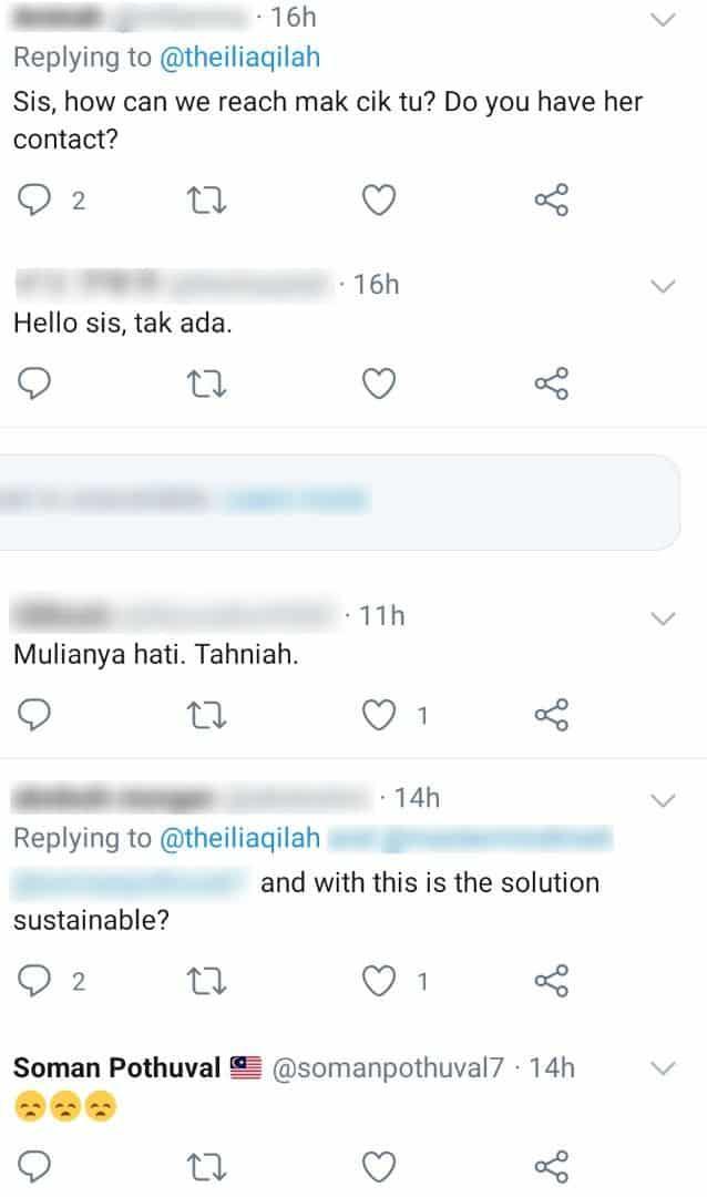 Anak Perlu Ubat Tapi Gaji Habis, Mak Cik 'Cleaner' Gagahkan Diri Gadai Emas..