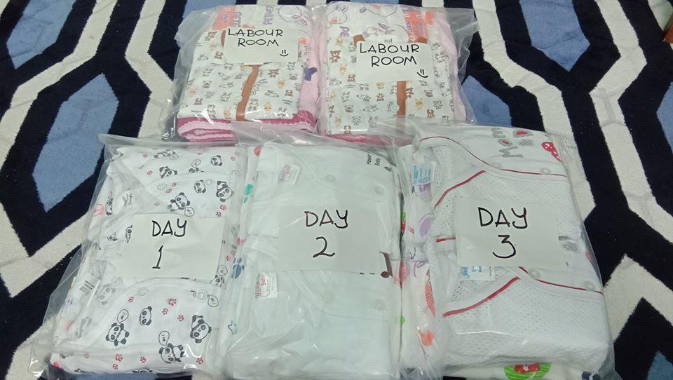 2 Hari Lagi Nak Sambut Baby Kembar, Tapi Allah Uji 'Ambil' Semula Serentak
