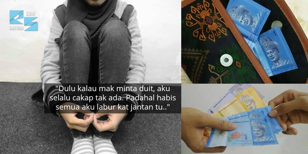 Manjakan Teman Lelaki Sanggup Berhabis RM10K, Kini Serik Mengemis Duit Sendiri