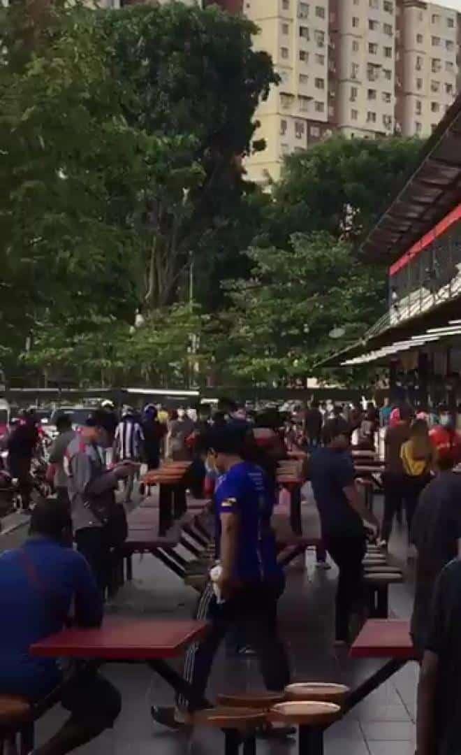 """""""PKPB Bukan Untuk Enjoy""""-Faizal Tahir Hilang Sabar Bila Ramai Pergi Kedai Makan"""