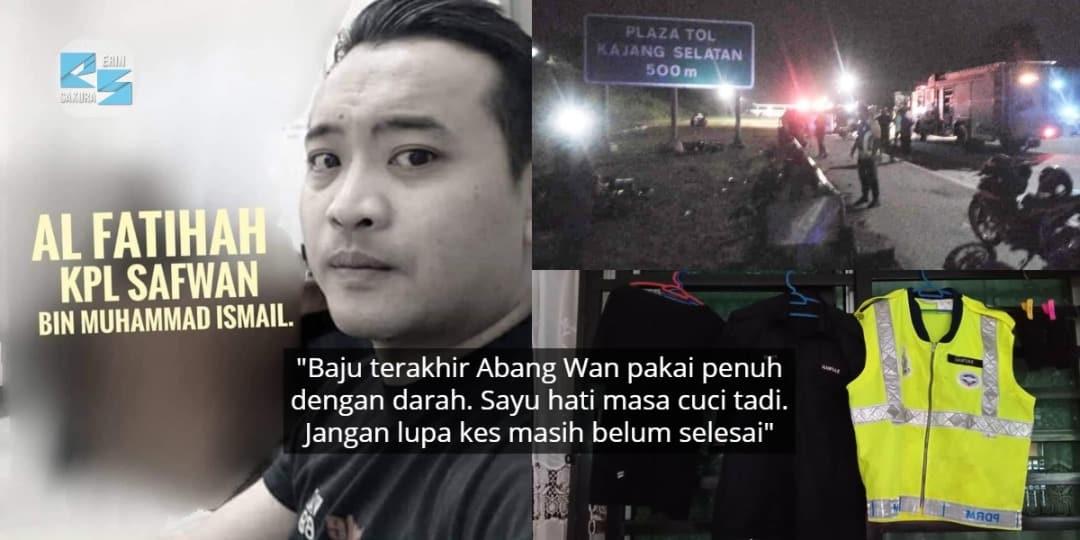 Keluarga Koperal Safwan Tuntut Keadilan, Adik Mahu Si Pelaku Dihukum Gantung..