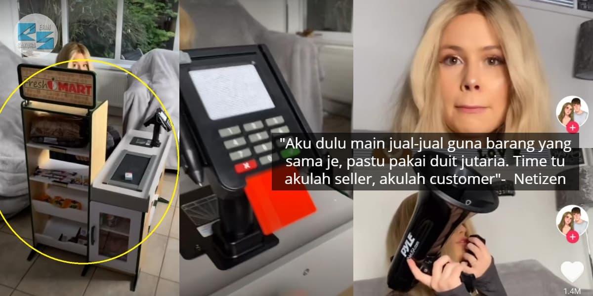 [VIDEO] Berdekah Layan Mainan Cashier Girlfriend,Tak Sangka Pula Harganya Mahal