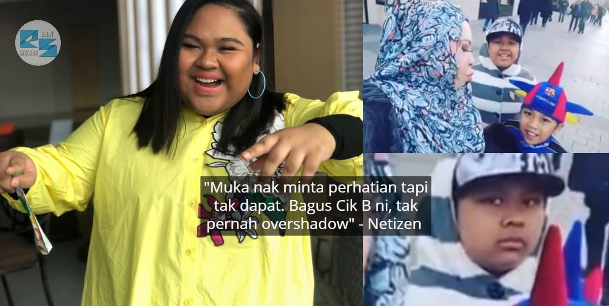 Nak Join Video DSV Tapi Kena 'Palau', Reaksi Wajah Cik B Curi Perhatian Netizen
