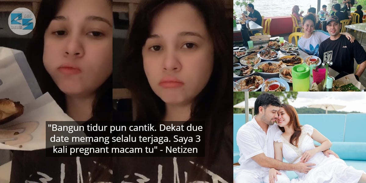 [VIDEO] Kerap Lapar Jam 3 Pagi, Suami Emma Maembong Siap-Siap Belikan Makanan