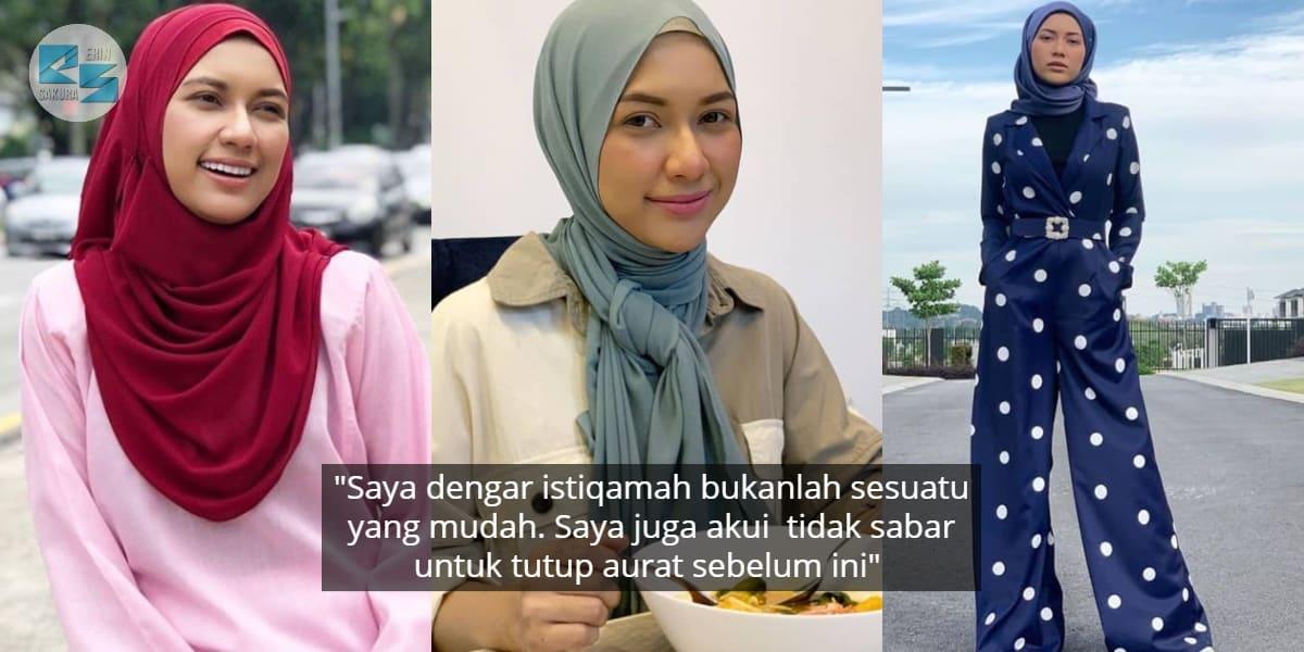 Zara Zya Tolak Job Berlakon Watak Free Hair, Dah Jual Baju Lama & Kini Berhijab