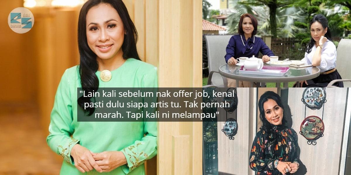 Ditawar Bayaran Serendah RM 1500, Nazia Mustafar Kecewa Terima Respons Ini..