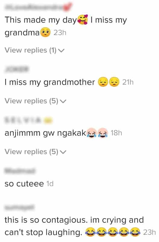 [VIDEO] Nenek Terhibur Habis Dengan Patung Itik, Netizen Pun 'Berjangkit' Gelak