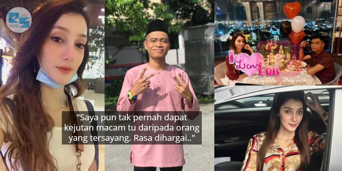 Dedah Wajah Teman Wanita, Usop Akui Bakal Akhiri Zaman Bujang Tak Lama Lagi..