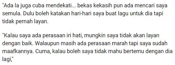 Dulu Buatkan Lagu Tak Nak Dilayan, Yonnyboii Akui Ex Muncul Balik Lepas Popular