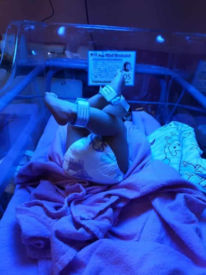 Rezeki Tuhan, Wanita Bersyukur Anak Sulung Akhirnya Lahir Lepas Hamil 5 Kali