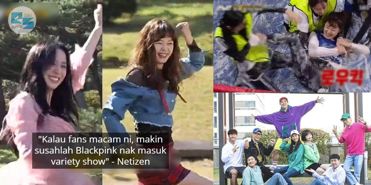 """[VIDEO] """"Kenapa Tendang Jisoo?""""- Somin Dikecam Hebat Peminat Taksub Blackpink"""