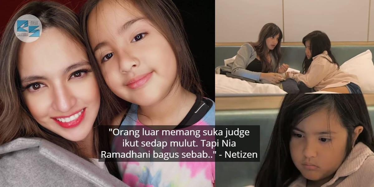 Tak Bagi Anak Buat IG, Sikap Nia Ramadhani Dipuji Walaupun Tak Expert Di Dapur