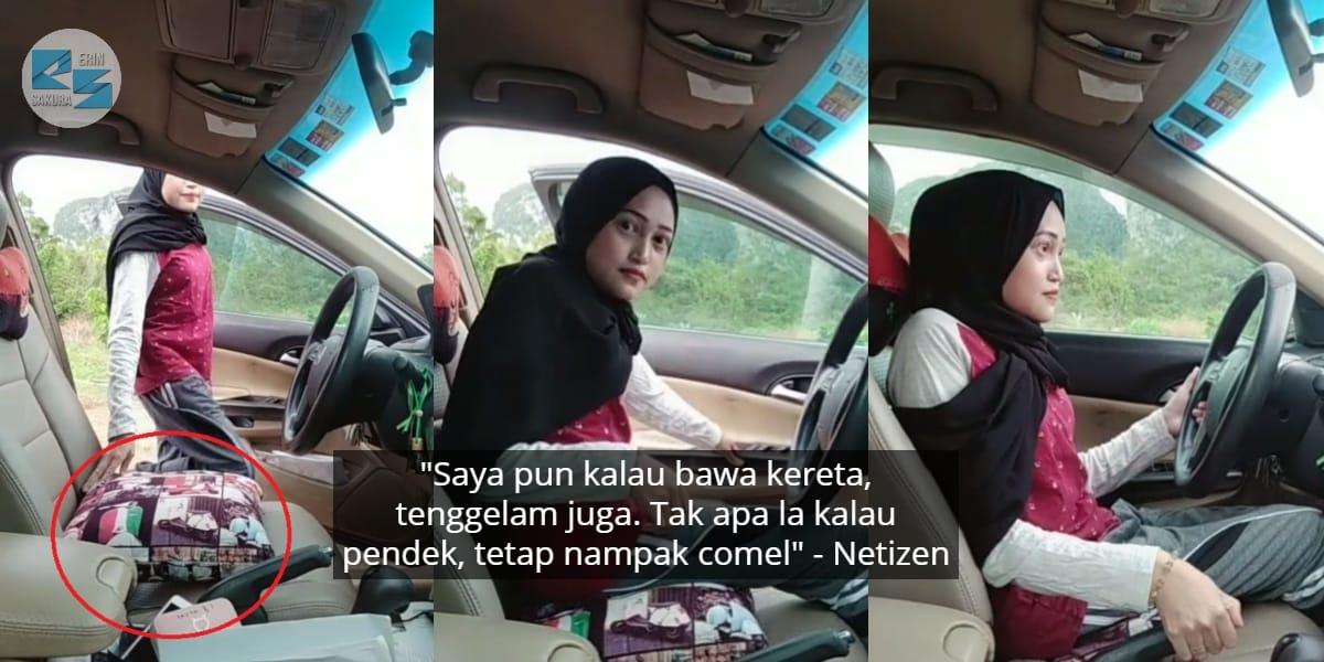 Kena Letak Bantal Sebelum Drive, Rupanya Ramai Wanita Boleh Relate Masalah Ni