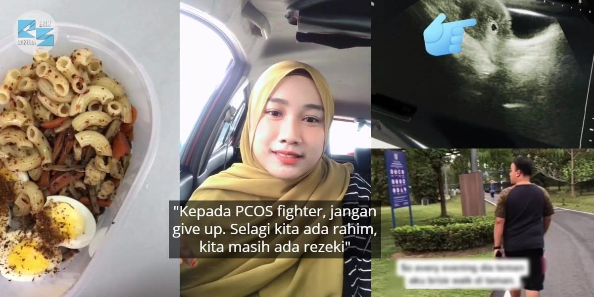 Terpaksa Turunkan Berat Badan Untuk Hamil, Wanita Patut Tahu Masalah PCOS