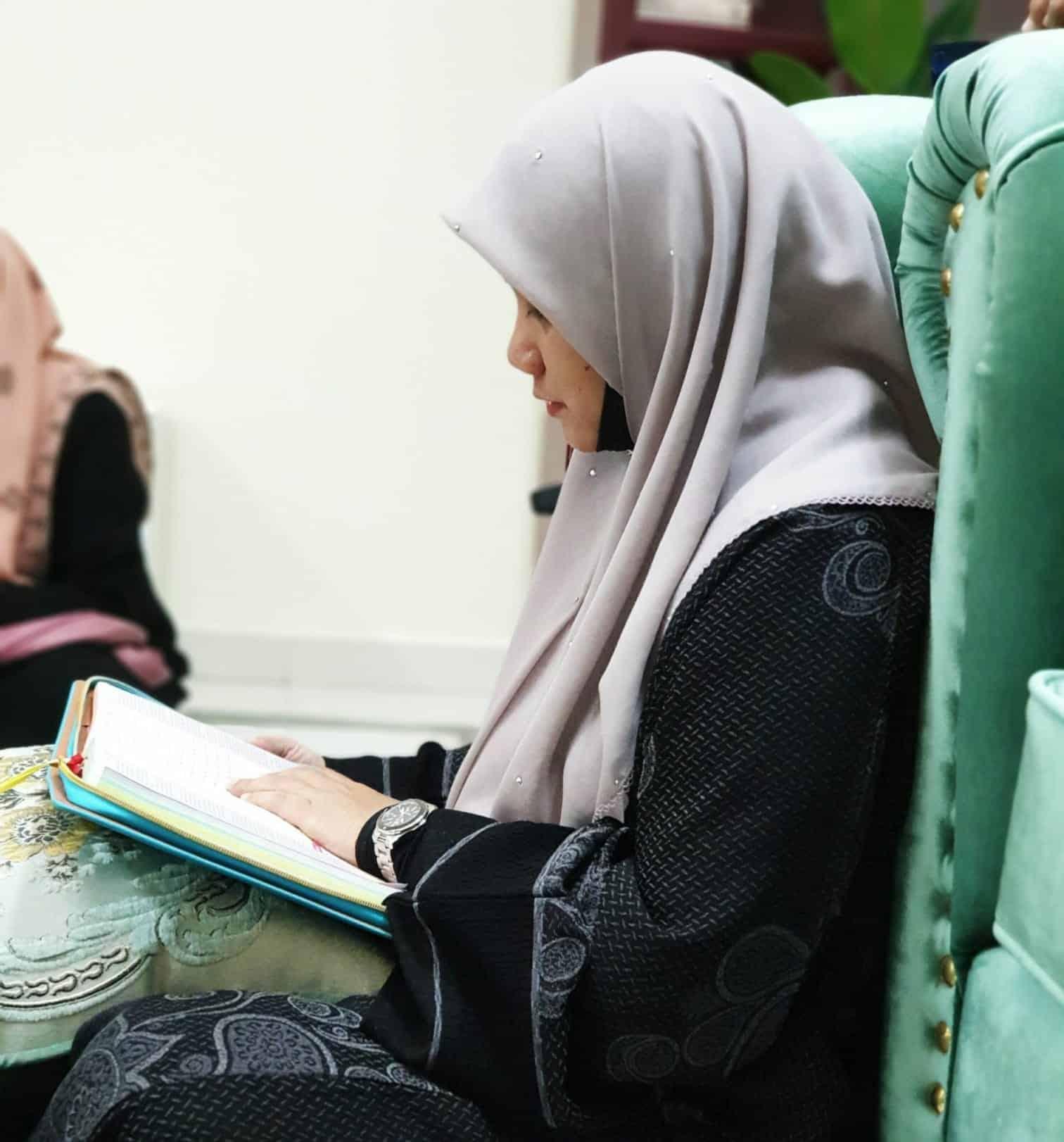 37 Tahun Baru Bertudung, Wanita Dedah Kisah Hijrah Yang Sangat Menyentak Hati