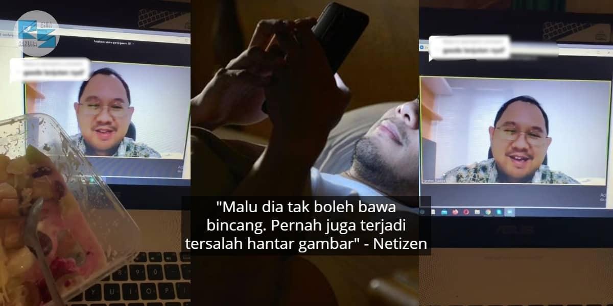 "[VIDEO] ""Good Morning Ayang""- Silap Hantar Mesej, Lecturer Join 'Bahan' Student"