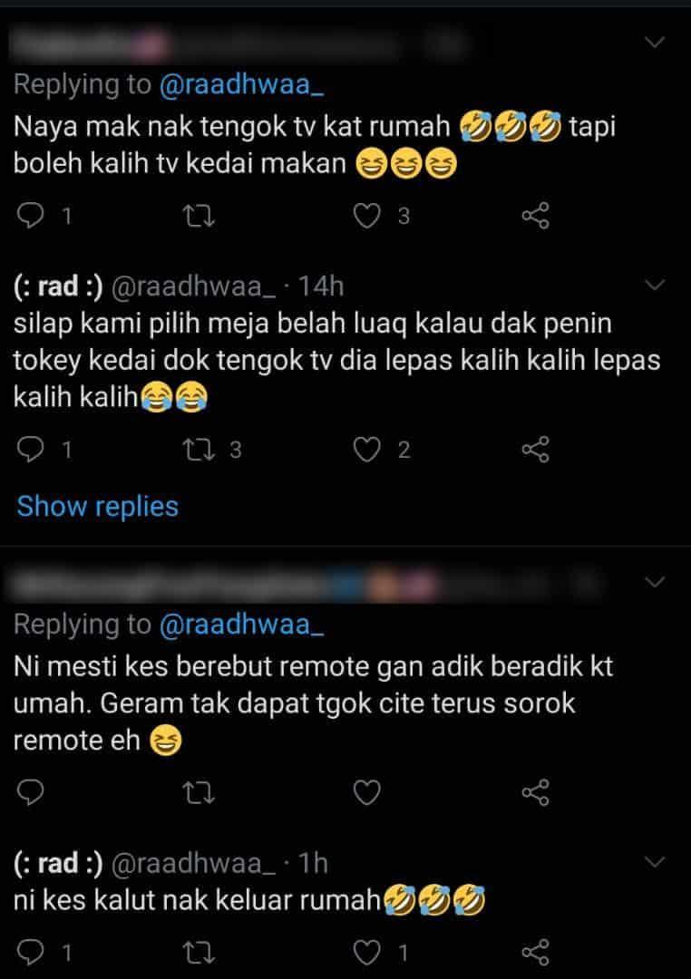 [VIDEO] Sangka Bawa Phone Rupanya Remote, Reaksi Cover Malu Gadis Ni Lucu Habis