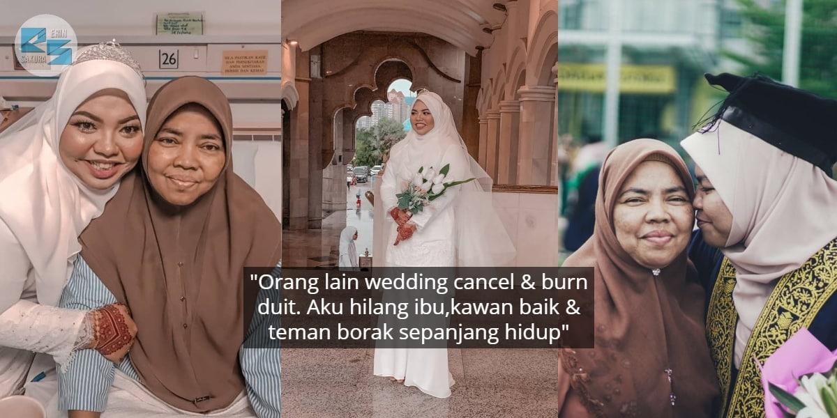 Dugaan Sebelum Nikah – Terpaksa Resign Sebab Slip Disc, Mak Pula Hidap Barah