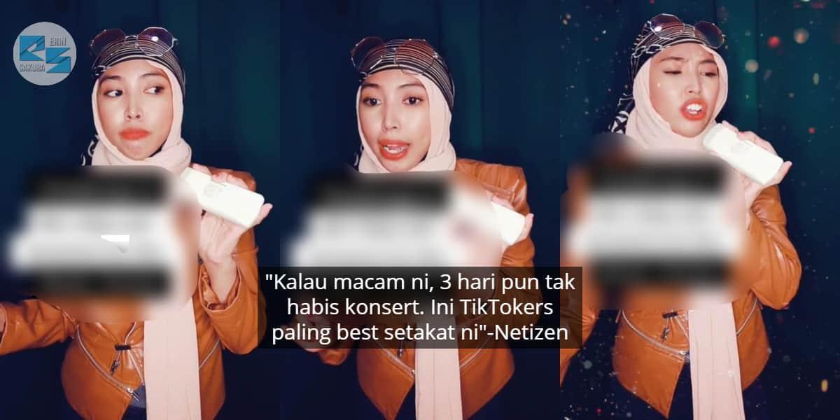 [VIDEO] Tiru Watak Ala Penyanyi, Lakonan Selamba Cikgu Ini Buat Ramai Terhibur