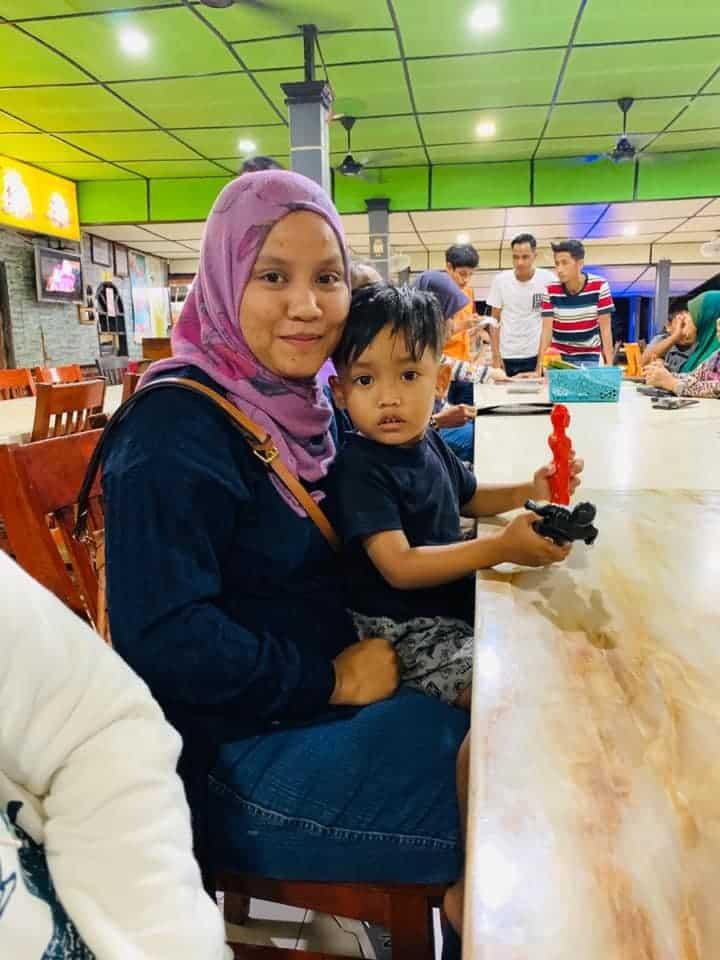 Isteri & Baby Dalam Perut Ajal Sekali Gus, Lelaki Pikul Amanah Jaga Anak Sulung