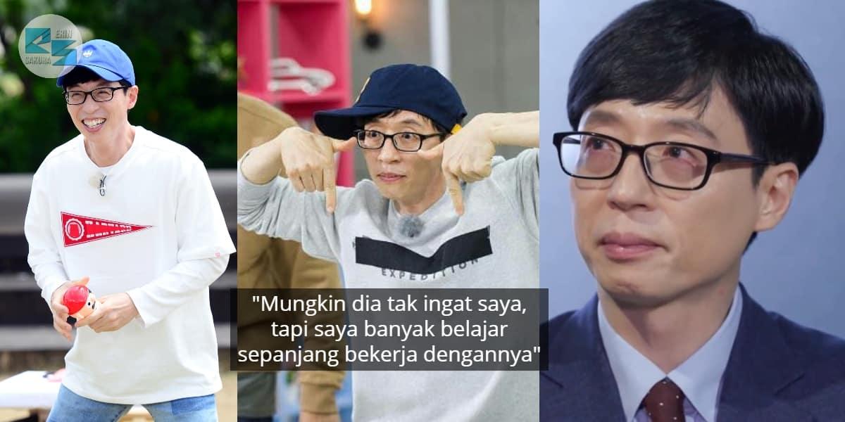 Personaliti Sebenar Jadi Viral, Rupanya Begini Cara Yoo Jae-suk Layan Staff