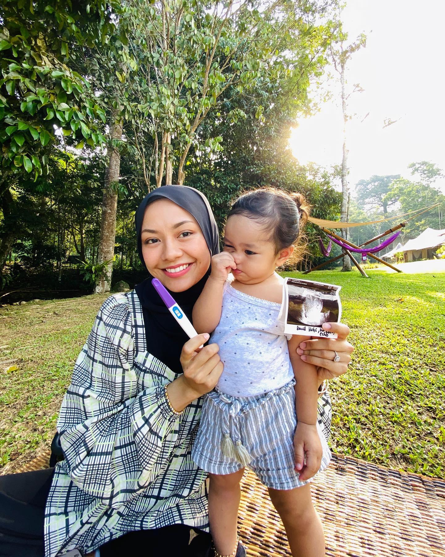 Baru Buat Surprise Minggu Lepas, Usahawan Reda Isteri 2 Bulan Hamil Keguguran