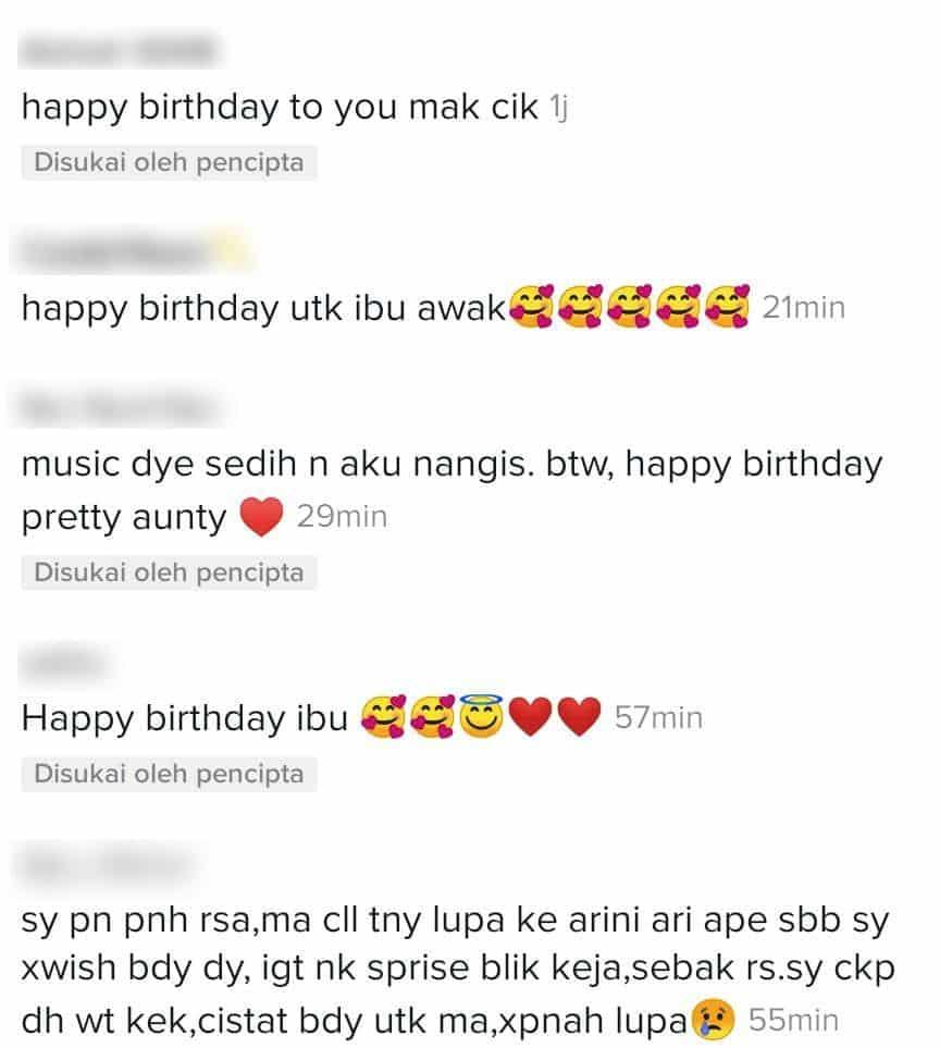 Konon Prank Lupa Wish Hari Lahir, Wanita Terkedu Lepas Baca Status WhatsApp Ibu