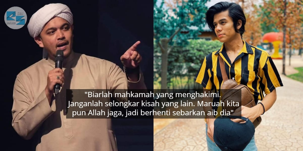 "PU Syed Ulas Isu Da'i Syed -""Berat Pancaroba Jadi Pendakwah Tanpa Persediaan.."""