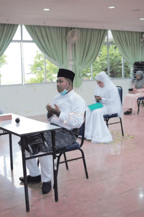 Mula-Mula Teman Pergi Kursus Kahwin Je, Wanita Tak Sangka Berjodoh Dengan Kawan