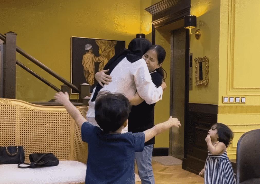 [VIDEO] Maid Nak Balik Filipina, Sebak Lihat Yusuf & Alisa Berat Lepaskan Pergi