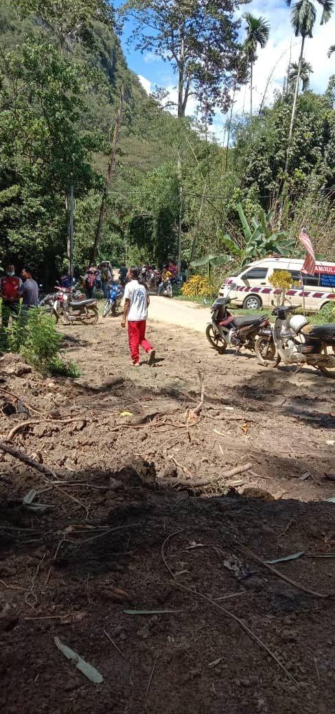 Cari Rezeki Demi Tanggung Keluarga, Pemuda Ajal Selepas Tergelincir Dari Gunung