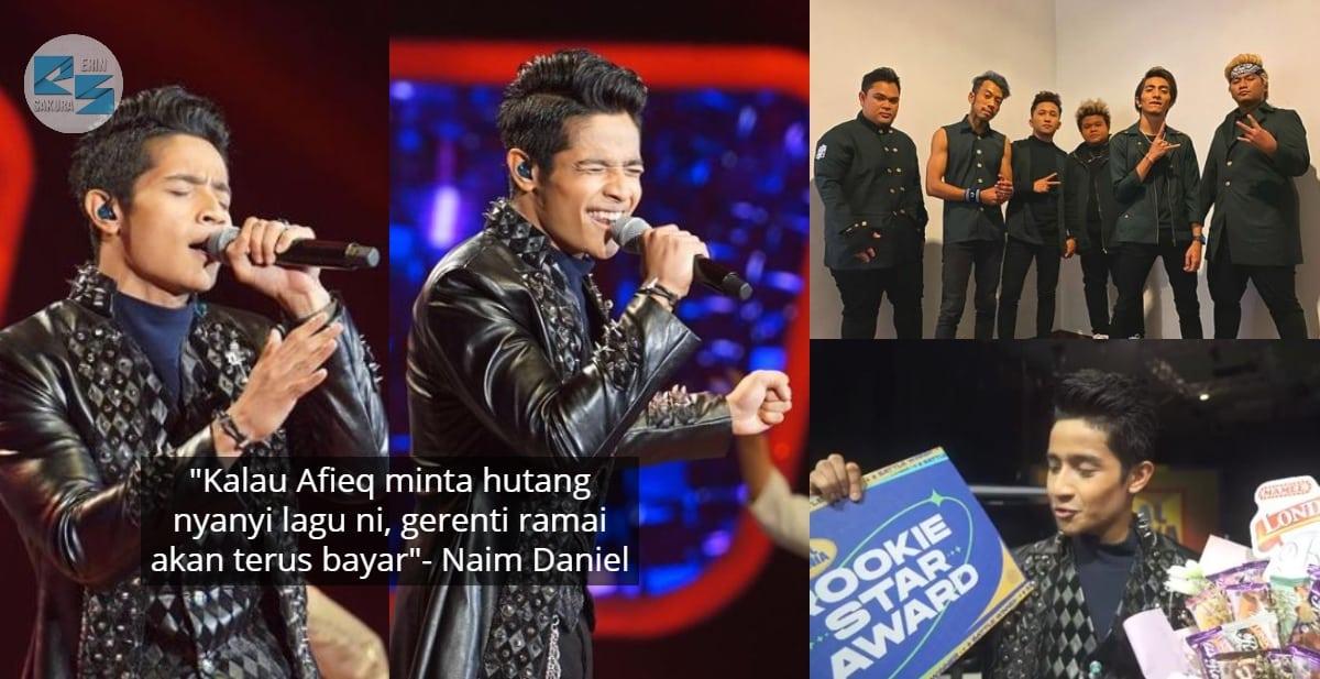 [VIDEO] Juara Rookie Vokal Mania, Respon Ayie Floor 88 Buat Afieq Shazwan Segan