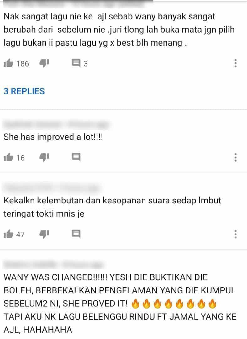 [VIDEO] Vokal Makin Padu, Peminat Doa Wany Hasrita Dapat Masuk Final AJL Ke-35