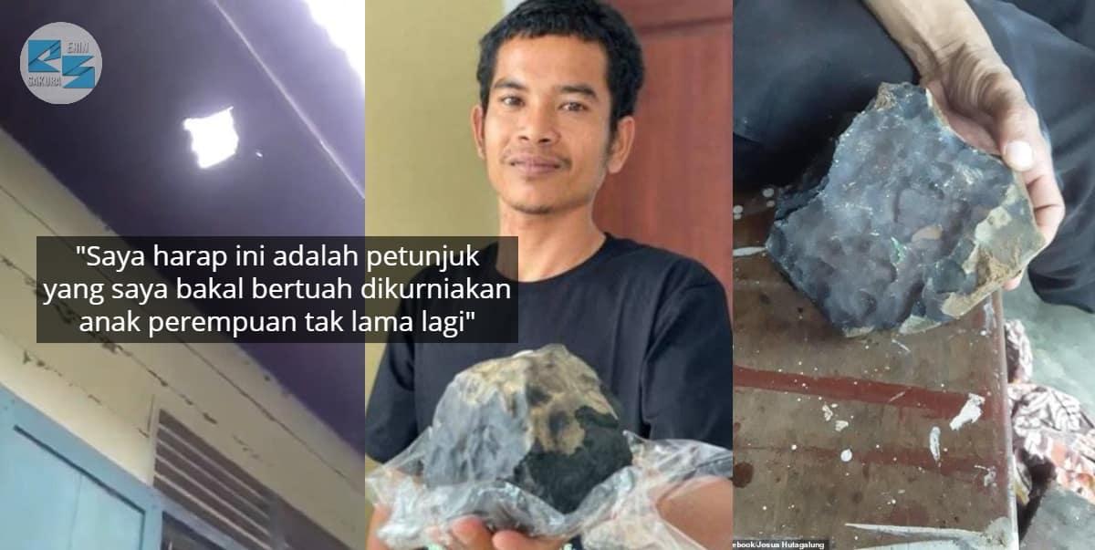 Rezeki Dari Langit, Tukang Keranda Jadi Jutawan Segera 'Berkat' Batu Meteorit