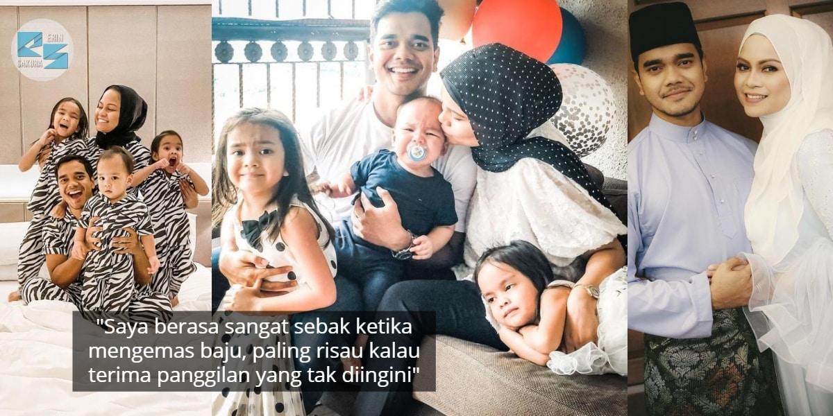 """Buang Sampah Pun Susah""-Isteri Alif Satar Kongsi Detik Trauma Malam Kejadian"