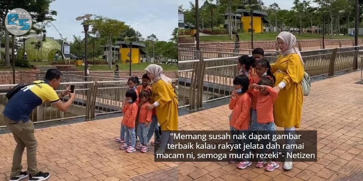 [VIDEO] Penangan Anak Ramai, Gigih Ibu & Ayah Struggle Demi Sekeping Gambar