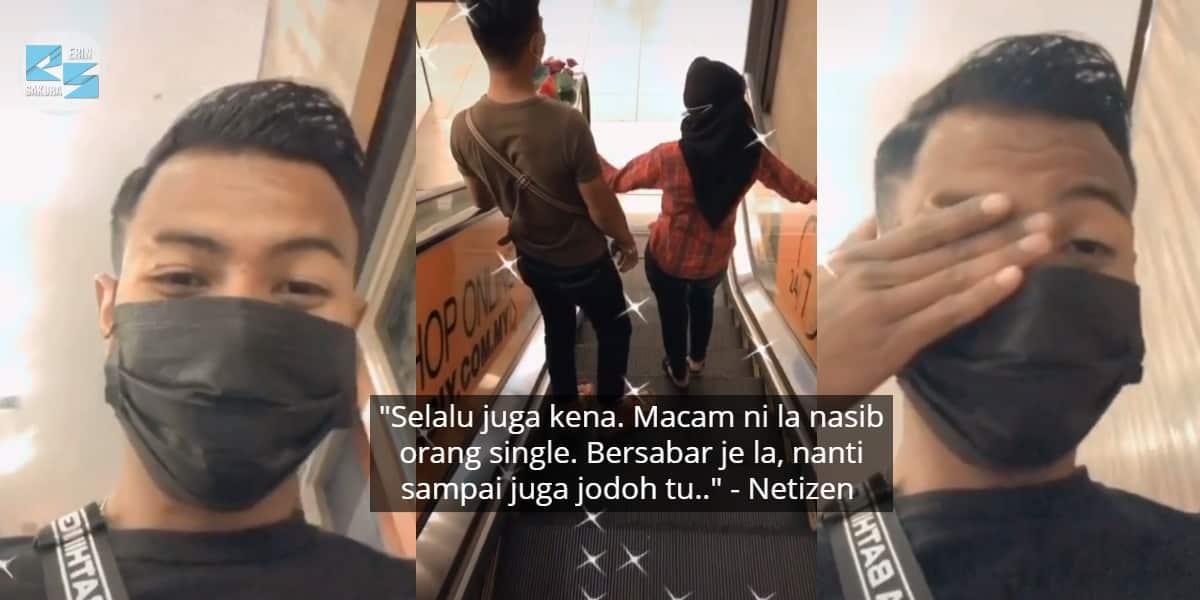 [VIDEO] Member Ajak Teman Dating, Sekali 'Terciduk' Sebab Lonely Kat Belakang