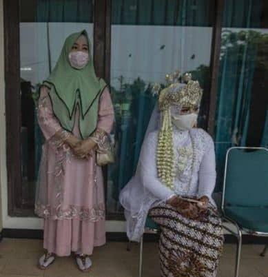 Mengejutkan, Keluarga Pengantin Wanita Terkorban Akibat Kluster Kenduri Kahwin