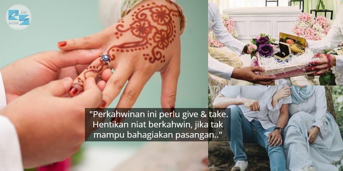 Suami Isteri Tak Usah Pertikaikan Harta, Utamakan Soal Hati Dan Perasaan