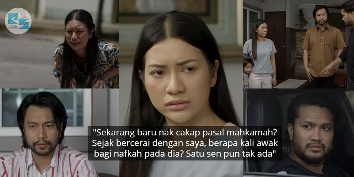 [VIDEO] Jatuh Talak Lepas Kahwin Lain, Wanita Bengang Ex-Suami Nak Tuntut Anak