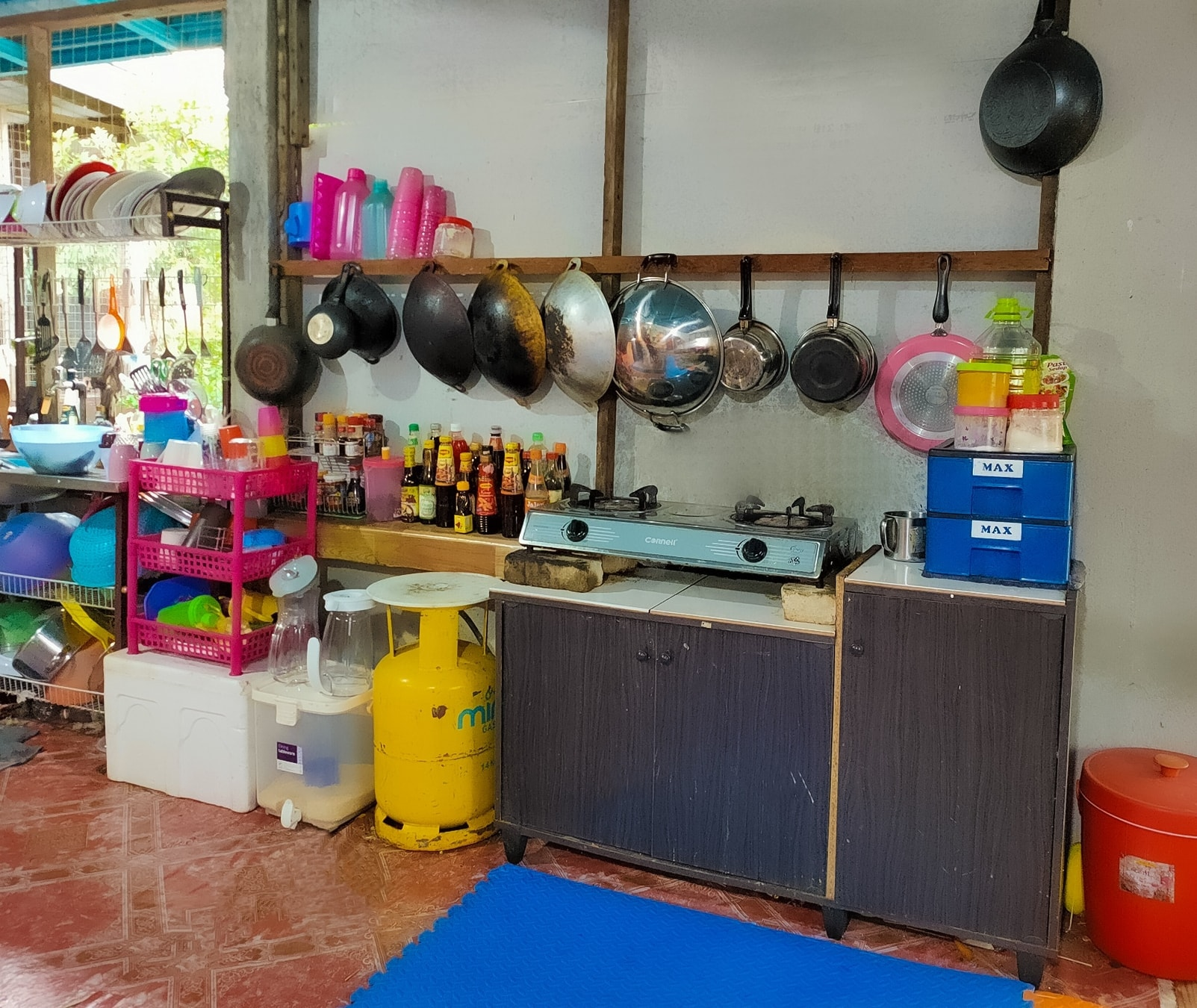 [FOTO] Eksklusif Tapi Sederhana, Ramai Jatuh Hati Tengok Dapur Baru MUA Bella
