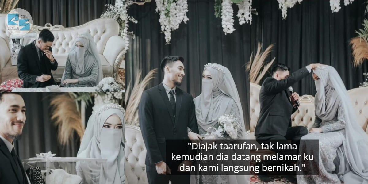 [VIDEO] Gadis Trauma Dengan Cinta Lama, Bakal Suami Datang Approach Terus Nikah