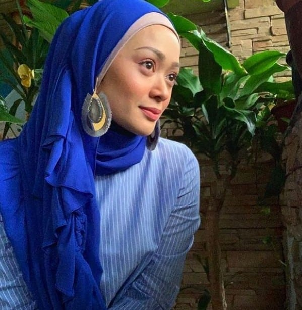 Lepas Seminggu Lumpuh Sebelah Muka, Faye Kusairi Selamat Lahirkan Baby Girl