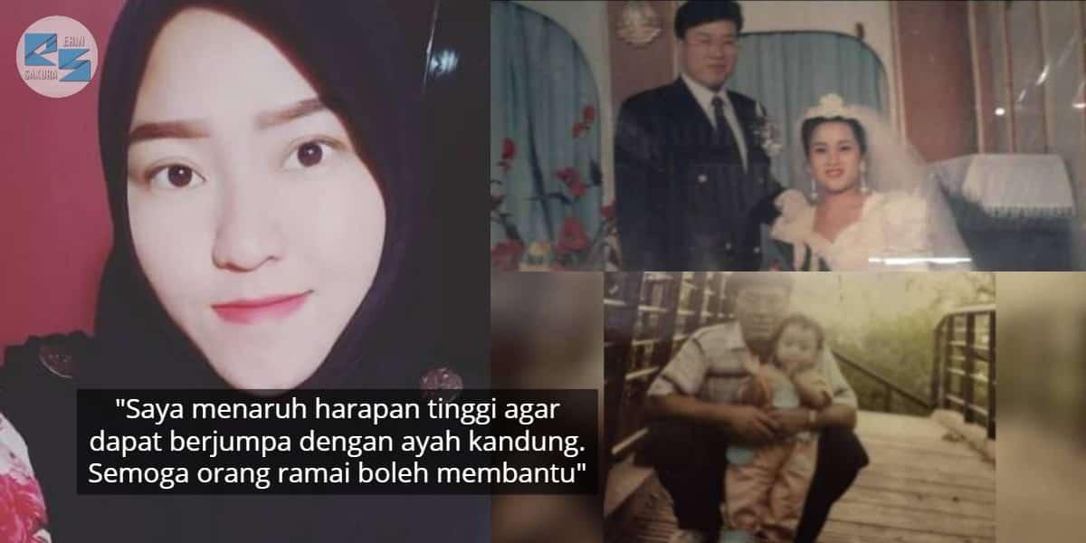 [VIDEO] 22 Tahun Terpisah Tanpa Berita, Gadis Nekad Cari Bapa Warga Korea