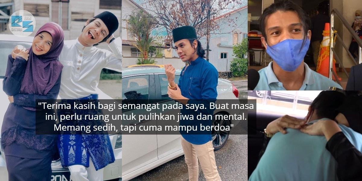 Bebas Dijamin Bayaran RM35k, Pendakwah Selebriti Tak Sabar Nak Makan Dengan Mak