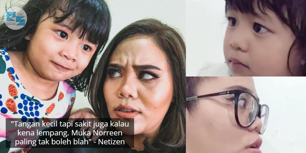 [VIDEO] Niat Nak Bermanja Time Anak Bad Mood, Sekali Mak Dapat Penampar Free