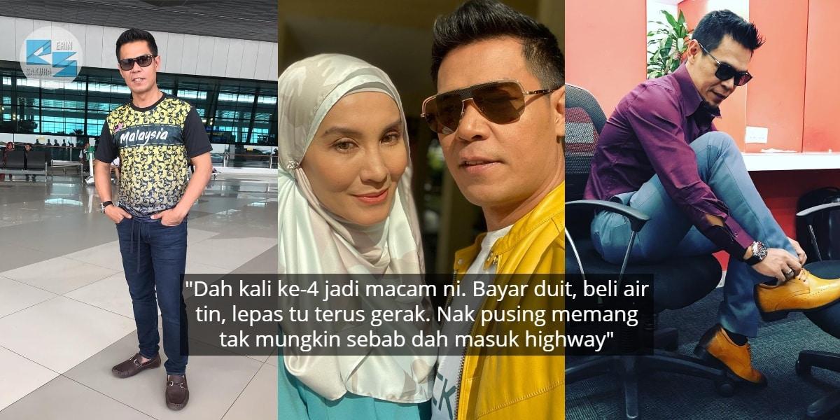 Dah Bayar Tapi Lupa Isi, Fauzi Nawawi Terharu Staf Pam Minyak Nak Transfer Duit